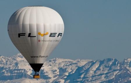 Ballonfahrt (1 1/2 bis 2 Stunden)