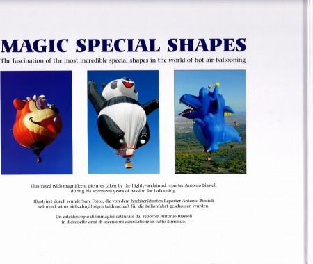 Magic Special Shapes (Bildband)