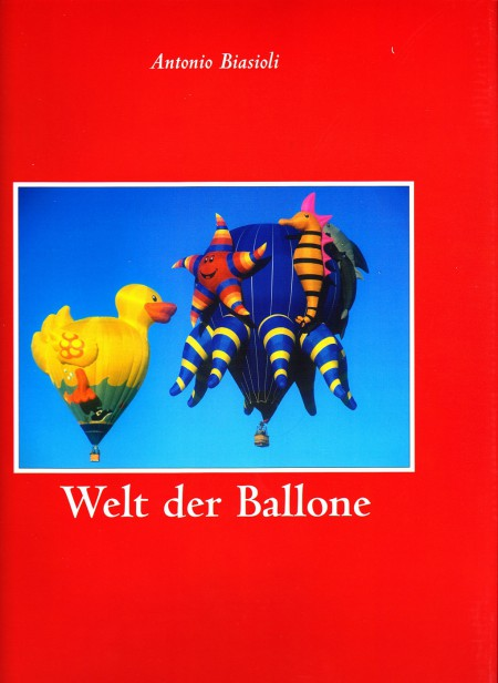 Welt der Ballone (Bildband)